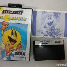Videojuegos y Consolas: PAC MANIA PACMANIA - SEGA MASTER SYSTEM - PAL - MS SMS. Lote 121599703