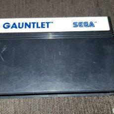Videojuegos y Consolas: JUEGO GAUNTLET PARA SEGA MASTER SYSTEM FUNCIONANDO. Lote 123079488