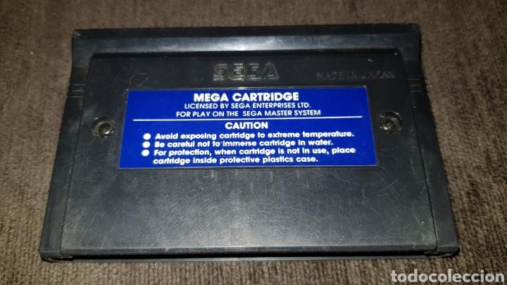 Videojuegos y Consolas: JUEGO GAUNTLET PARA SEGA MASTER SYSTEM FUNCIONANDO - Foto 3 - 123079488