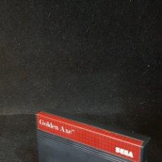 Videojuegos y Consolas: SEGA MASTER SYSTEM SOLO CARTUCHO GOLDEN AXE. Lote 123383090