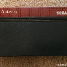 Videojuegos y Consolas: ASTERIX SEGA MASTER SYSTEM MS MASTER SYSTEM KREATEN. Lote 123549919