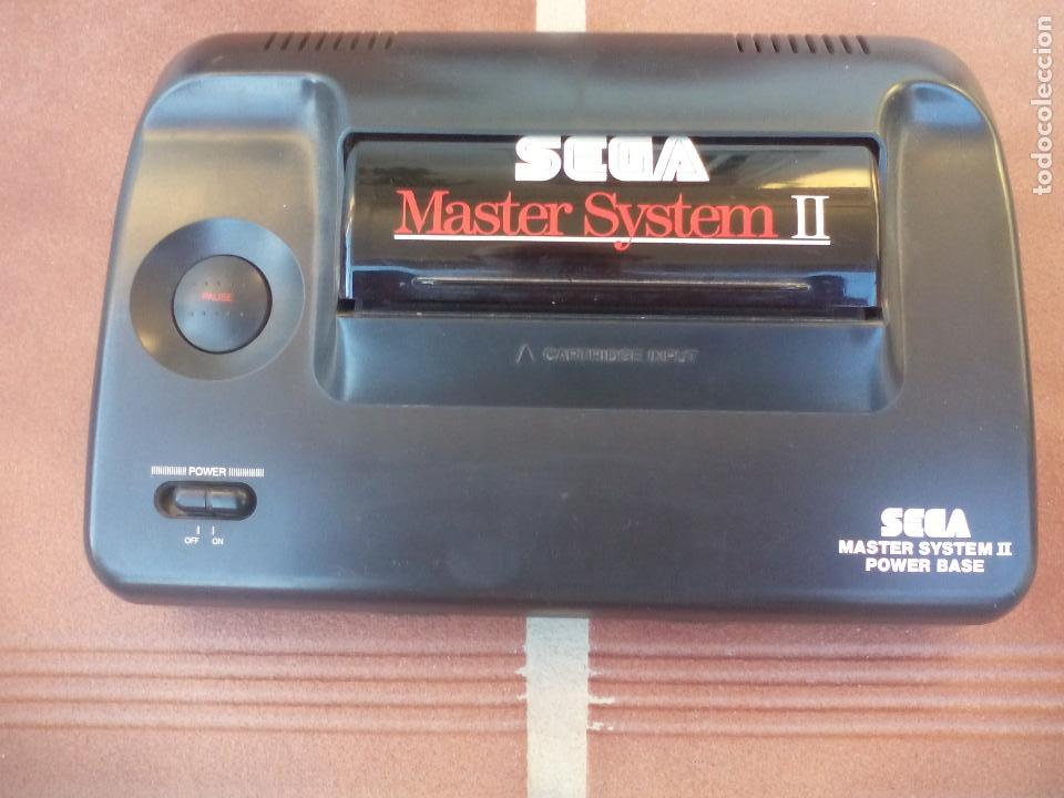 Consola Sega Master System Ii Solo Consola J Comprar Videojuegos