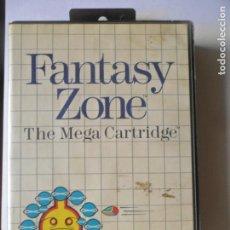 Videojuegos y Consolas: FANTASY ZONE, THE MEGA CARTRIDGE - JUEGO SEGA MASTER SYSTEM MASTERSYSTEM- PAL VERSIÓN ESPAÑOLA . Lote 130794784