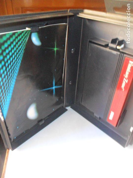 Videojuegos y Consolas: FANTASY ZONE, THE MEGA CARTRIDGE - JUEGO SEGA MASTER SYSTEM MASTERSYSTEM- PAL VERSIÓN ESPAÑOLA - Foto 2 - 130794784