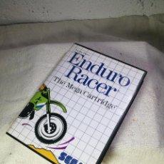 Videojuegos y Consolas: ENDURO RACER THE MEGA CARTRIDGE. JUEGO PARA LA CONSOLA SEGA MASTER SYSTEM. Lote 131103844