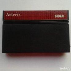Videojuegos y Consolas: JUEGO SEGA MASTER SYSTEM ASTERIX SOLO CARTUCHO PAL R7953. Lote 133567842