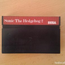 Videojuegos y Consolas: JUEGO SEGA MASTER SYSTEM SONIC HEDGEHOG 2 SOLO CARTUCHO PAL R7954. Lote 133567874