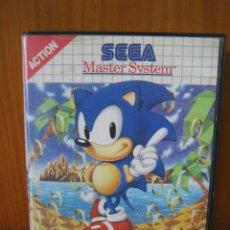 Videojuegos y Consolas: JUEGO SEGA. SONIC. Lote 134941910