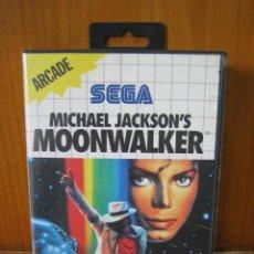Jeux Vidéo et Consoles: JUEGO SEGA. MICHAEL JACKSONS. Lote 134942506