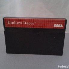 Videojuegos y Consolas: JUEGO SEGA MASTER SYSTEM ENDURO RACER SOLO CARTUCHO PAL R8219. Lote 139514226