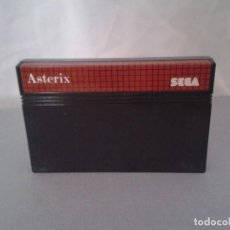 Videojuegos y Consolas: JUEGO SEGA MASTER SYSTEM ASTERIX SOLO CARTUCHO PAL R8221. Lote 139514330