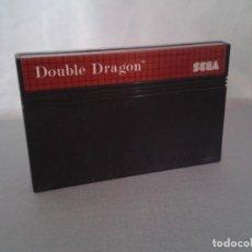 Videojuegos y Consolas: JUEGO SEGA MASTER SYSTEM DOUBLE DRAGON SOLO CARTUCHO PAL R8228. Lote 139514778