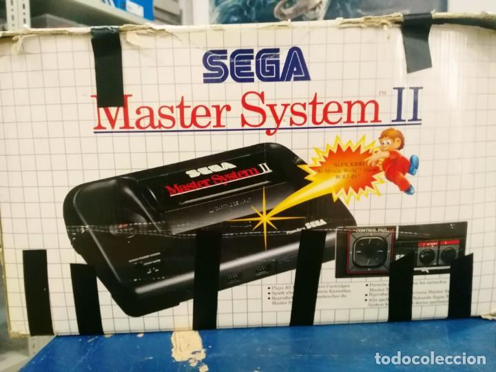 Antigua Consola Sega Master System 2 Con Juego Comprar Videojuegos