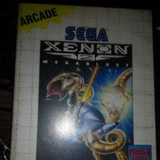 Videojuegos y Consolas: XENON 2 SEGA MASTER SYSTEM. Lote 176829267