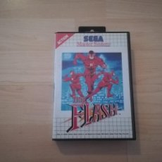 Videojuegos y Consolas: THE FLASH MASTER SYSTEM. Lote 146567586