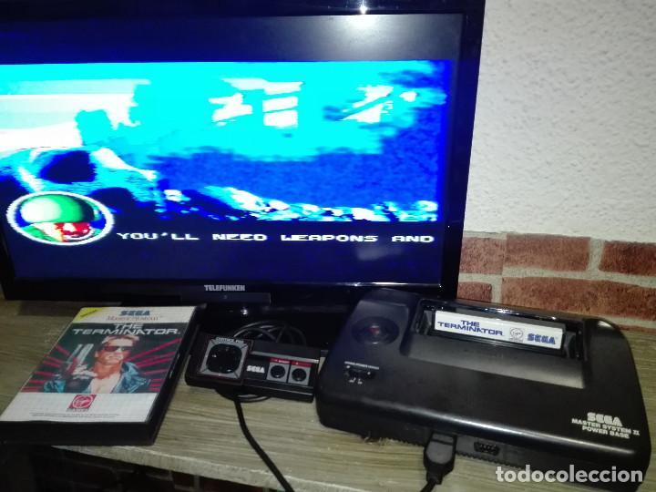 Videojuegos y Consolas: The Terminator Sega Master System - Foto 4 - 146584418