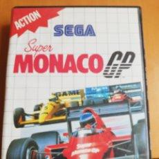 Videojuegos y Consolas: SUPER MONACO GP. Lote 148172052