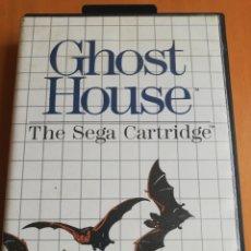 Videojuegos y Consolas: GHOST HOUSE. Lote 148172476