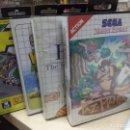 Videojuegos y Consolas: LOTE DE 4 VIDEO JUEGOS SEGA MASTER SYSTEM.. Lote 148906654