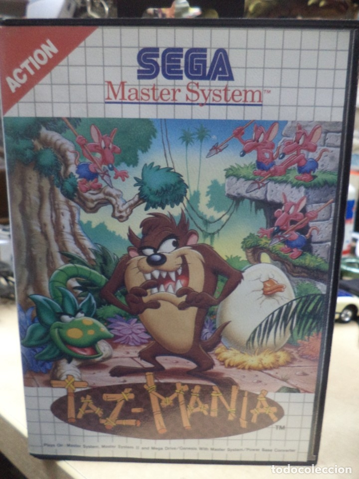 Videojuegos y Consolas: Lote de 4 video juegos SEGA Master System. - Foto 3 - 148906654
