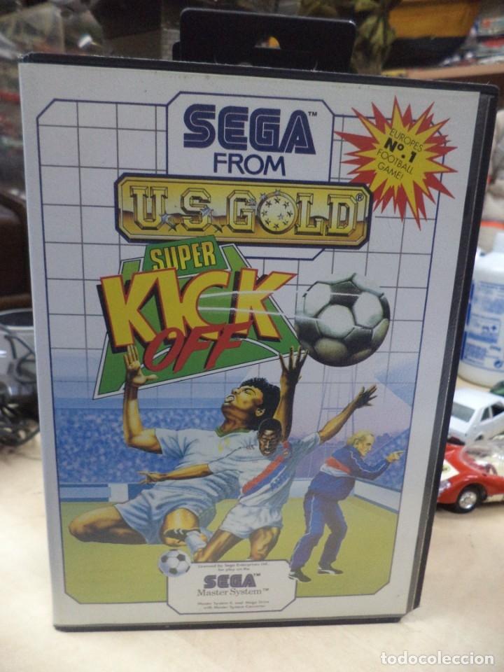 Videojuegos y Consolas: Lote de 4 video juegos SEGA Master System. - Foto 5 - 148906654