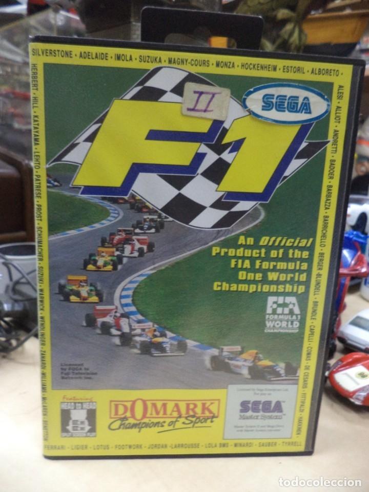 Videojuegos y Consolas: Lote de 4 video juegos SEGA Master System. - Foto 6 - 148906654