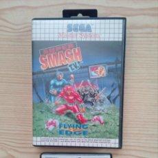 Videojuegos y Consolas: JUEGO SUPER SMASH T.V. - SEGA MASTER SYSTEM. Lote 152036886