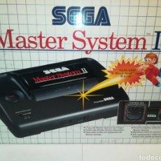 Videojuegos y Consolas: SEGA SYSTEM LL CON DOS JUEGOS. Lote 152358516