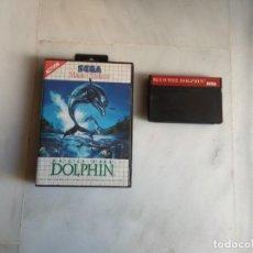 Videojuegos y Consolas: JUEGO MASTER SYSTEM DOLPHIN. Lote 153096194