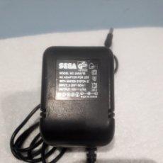 Videojuegos y Consolas: ADAPTADOR DE CORRIENTE SEGA MASTER SYSTEM II. Lote 155469684