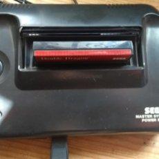 Videojuegos y Consolas: MASTER SYSTEM 2 ALEX KID + DOUBLE DRAGON LEER ANTES DE COMPRAR. Lote 155576084