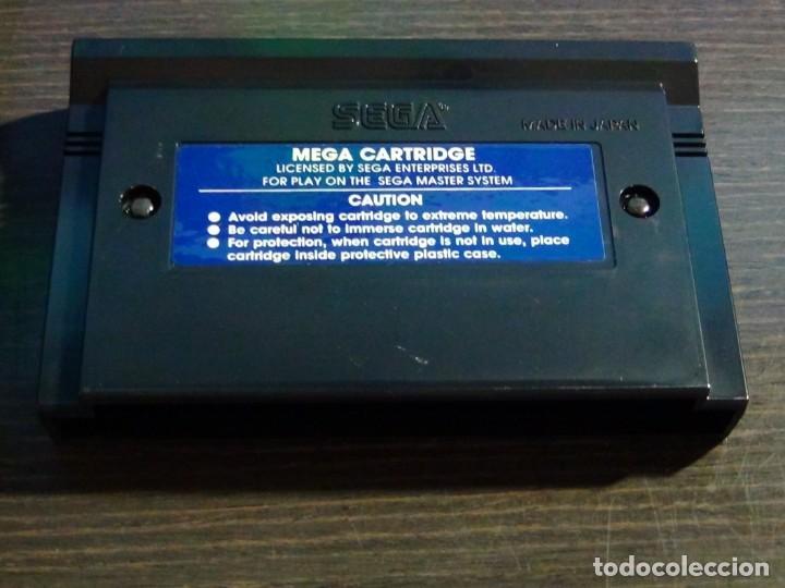 Videojuegos y Consolas: JUEGO SEGA MASTER SYSTEM SUPER SPACE INVADERS - Foto 5 - 223296956