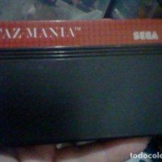 Videojuegos y Consolas: TAZ MANIA SEGA MASTER SYSTEM SIN PROBAR SOLO CARTUCHO JAPAN. Lote 158587346