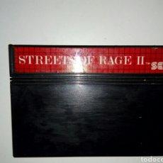 Videojuegos y Consolas: STREETS OF RAGE 2 MÁSTER SYSTEM. Lote 158760629