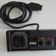 Videojuegos y Consolas: SEGA CONTROL PAD PARA MASTERSYSTEM MASTER SYSTEM (REF1). Lote 158904718
