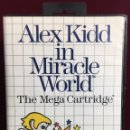 Videojuegos y Consolas: MASTER SYSTEM . ALEX KID IN THE MIRACLE WORLD. Lote 160227740