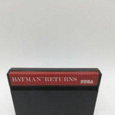 Videogiochi e Consoli: BATMAN RETURNS SEGA MASTER SYSTEM. Lote 161572186