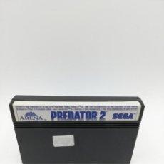 Videojuegos y Consolas: PREDATOR 2 SEGA MASTER SYSTEM . Lote 161572682