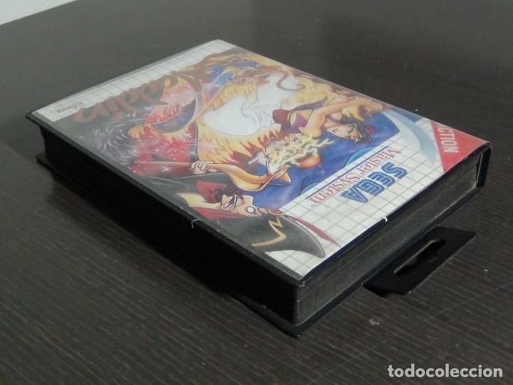 Videojuegos y Consolas: Juego Disneys Aladdin Sega Master System - Aladin - Foto 4 - 161888078