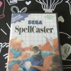 Videojuegos y Consolas: SPELLCASTER SEGA MASTER SYSTEM. Lote 165504970