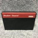 Videojuegos y Consolas: SHADOW DANCER SEGA MASTER SYSTEM. Lote 165565314