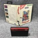 Videojuegos y Consolas: SPIDERMAN SEGA MASTER SYSTEM. Lote 165565318