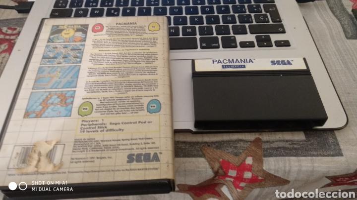 Videojuegos y Consolas: PACMANIA sin manuales - Foto 2 - 168268612