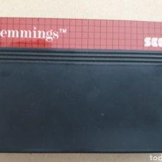 Videojuegos y Consolas: LEMMINGS. Lote 169005380