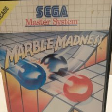 Videojuegos y Consolas: SEGA MÁSTER SYSTEM MARBLE MADNESS. Lote 173028595