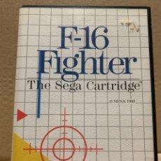 Videojuegos y Consolas: SEGA MÁSTER SYSTEM F-16 FIGHTER. Lote 173030769