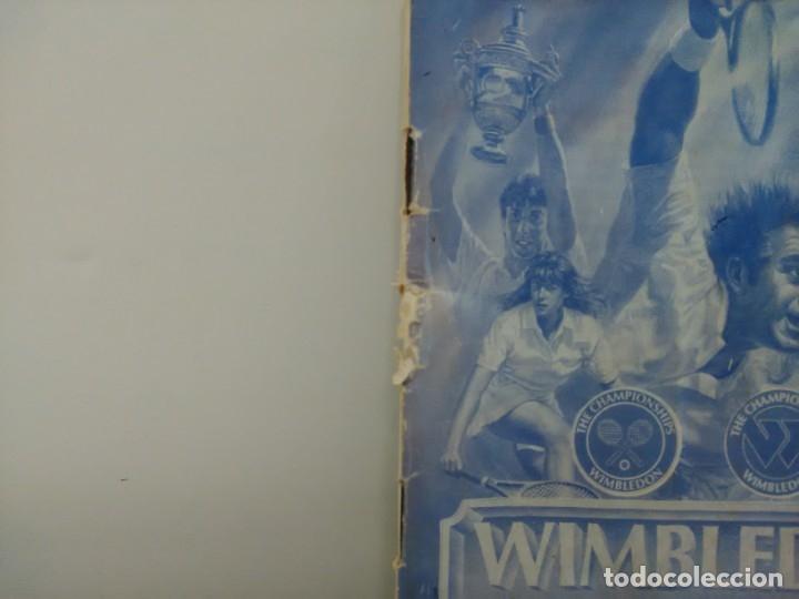 Videojuegos y Consolas: Juego Wimbledon Sega Master System - Foto 13 - 173851848