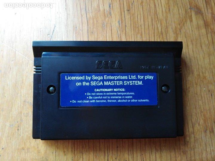 Videojuegos y Consolas: Juego Master system La Familia Addans - Foto 3 - 174047973
