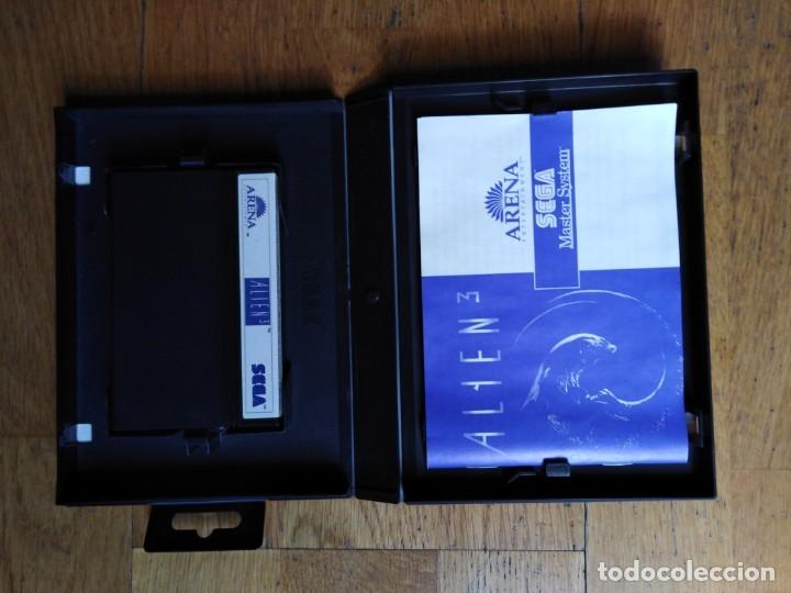 Videojuegos y Consolas: Juego Master system Alien - Foto 3 - 174048090