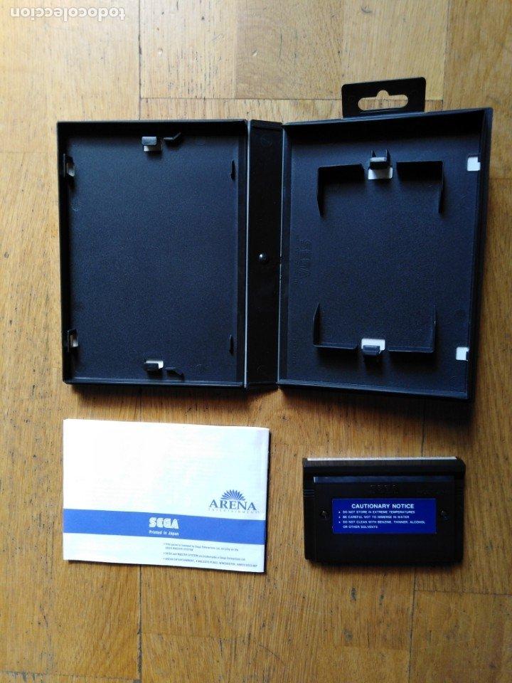 Videojuegos y Consolas: Juego Master system Alien - Foto 5 - 174048090